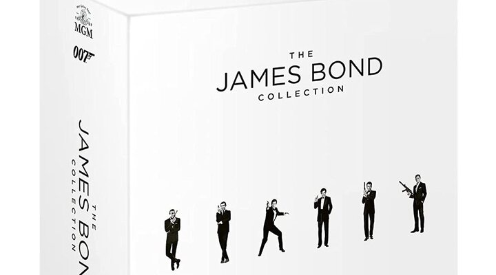 'The James Bond Collection'